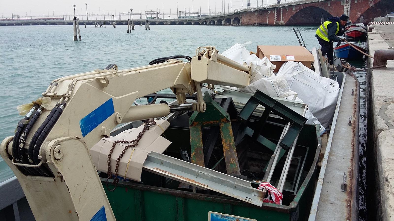 Trasporto rifiuti ingombranti