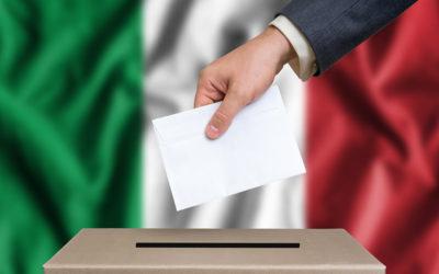 Trasporto e allestimento seggi e strutture affissioni per le elezioni del 4 marzo 2018