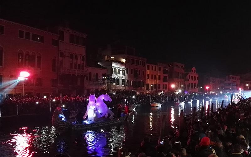 Carnevale Venezia, Canareggio