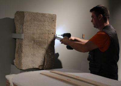 Trasporto Opere Museo Ebraico 3