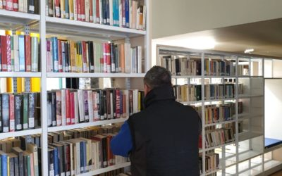 Maxi relocation for the Civic Library of Gradisca d'Isonzo