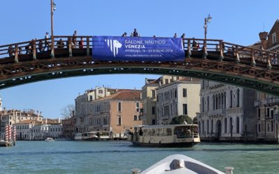 We will participate in the 2019 Venice Boat Show